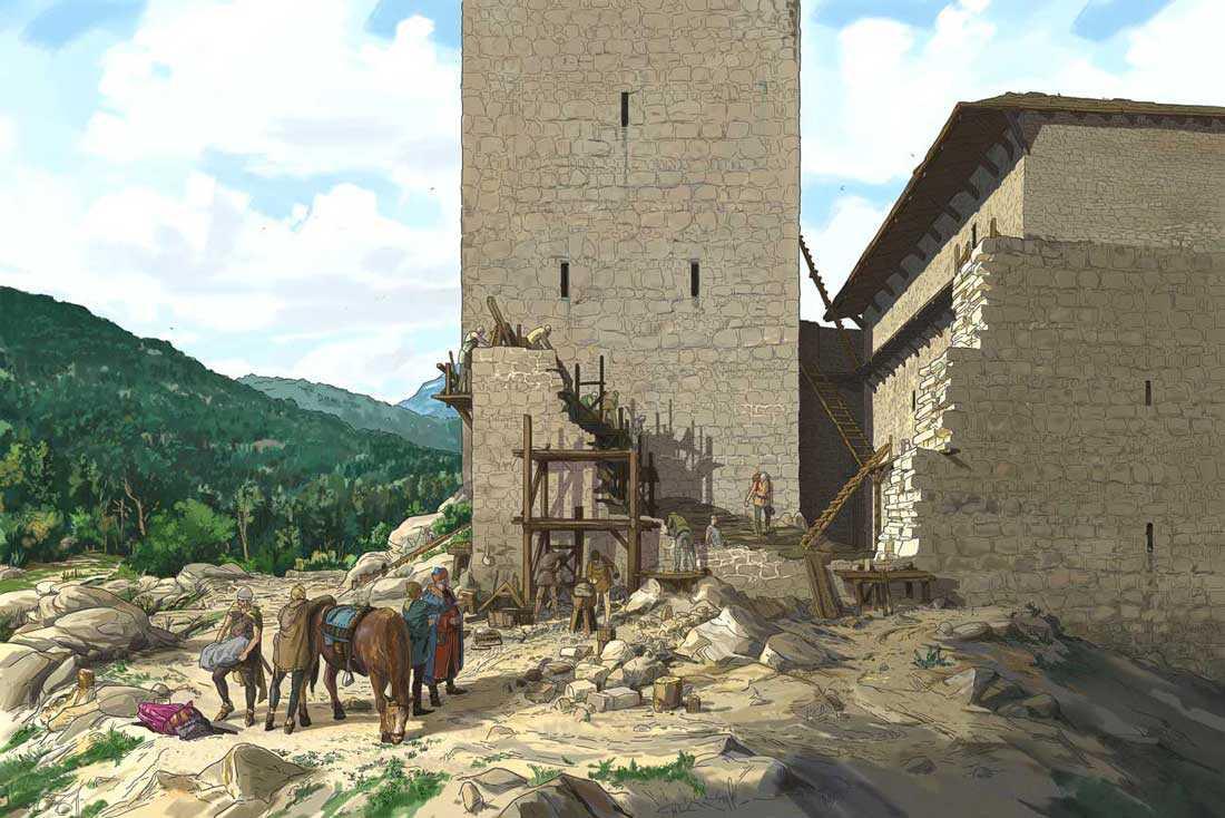 Klein 16 Gro Werdenberg Gucki 1 Schloss Final 1605301