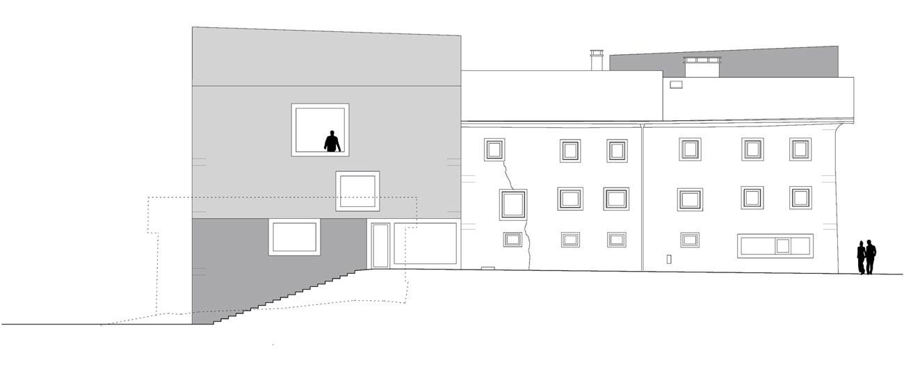 Klein Mont Fassade2