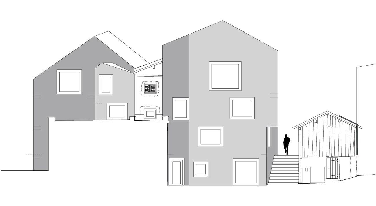 Klein Mont Fassade3