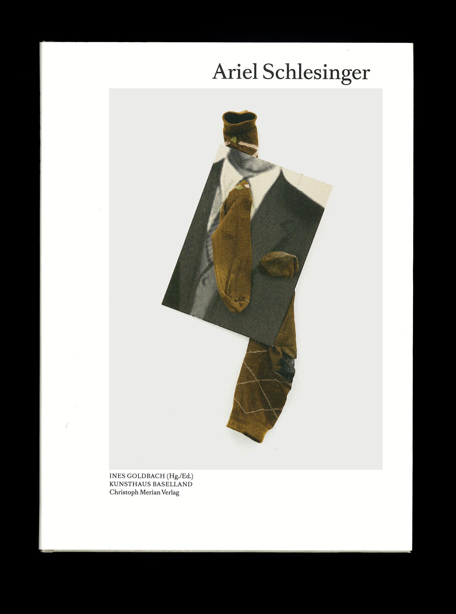 Ariel Schlesinger Cover 01