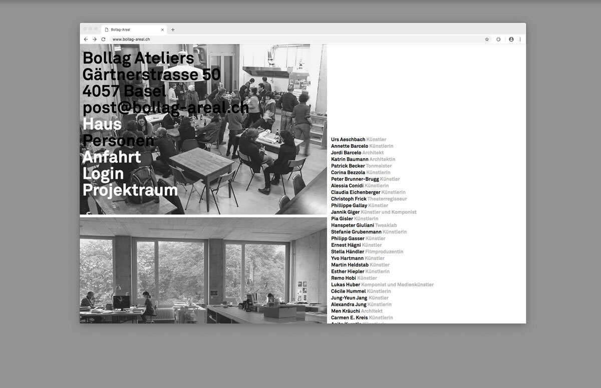 Bollag Website 6