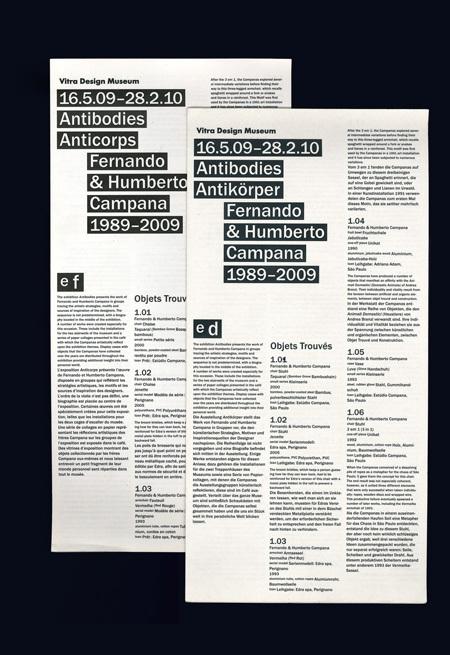 Campana Vitra Leporello Flyer 9