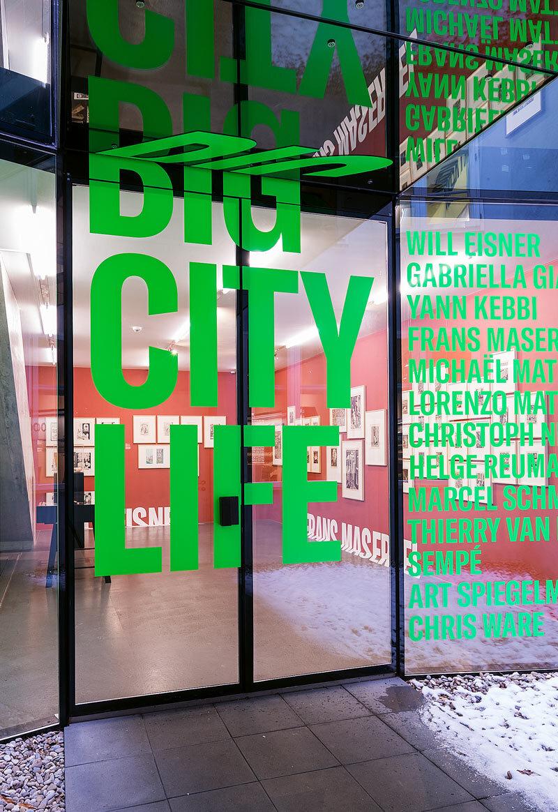 Cartoon Big City Life 3691 5565 Cover Farbig