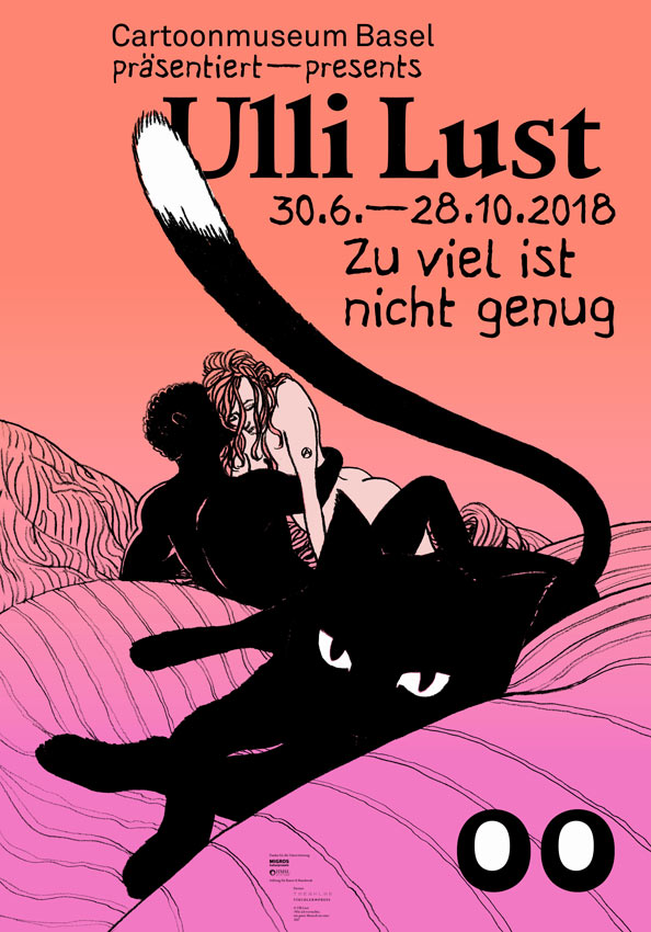 Cartoon Ulli Lust F4 Plakat In Design Web