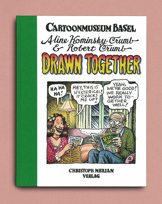 Crumb Cover Front