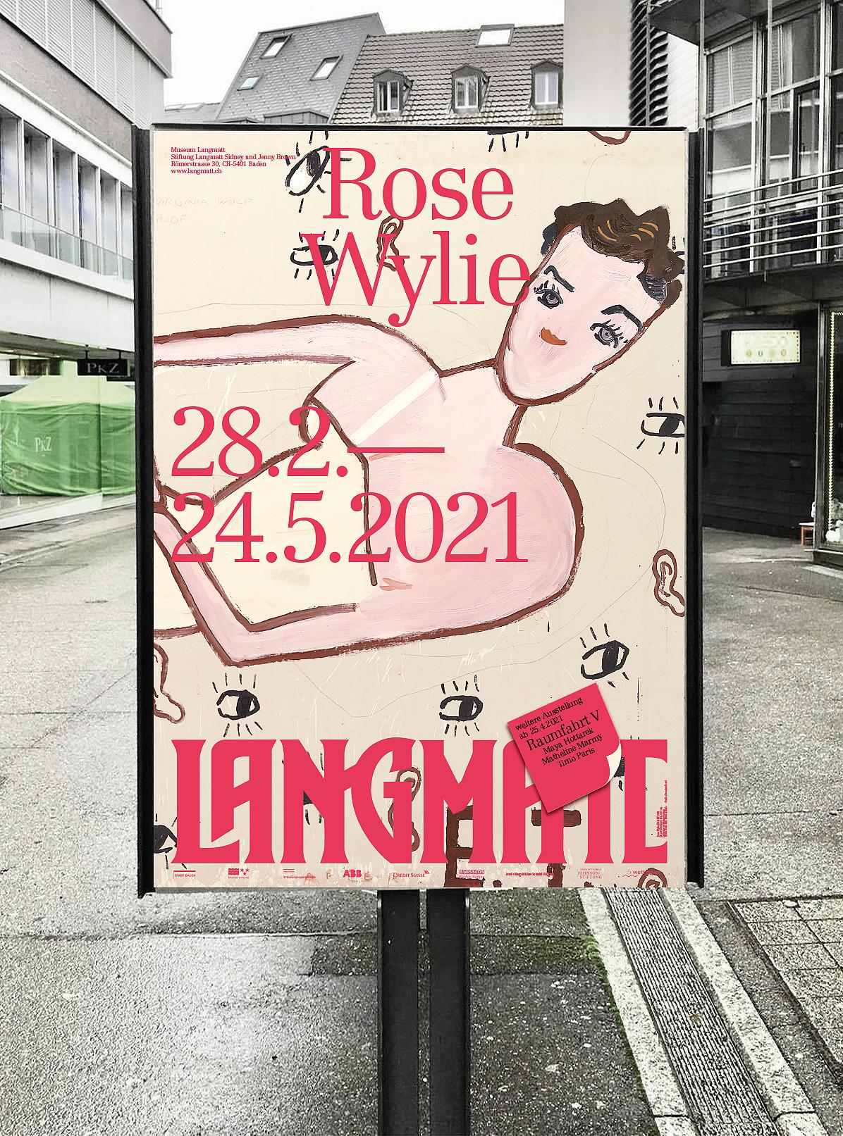 F4 Rose Wylie