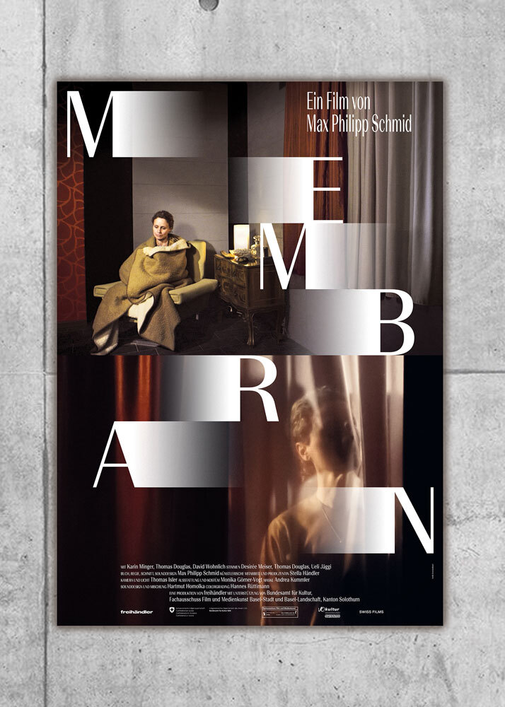 Membran Filmplakat Startbild