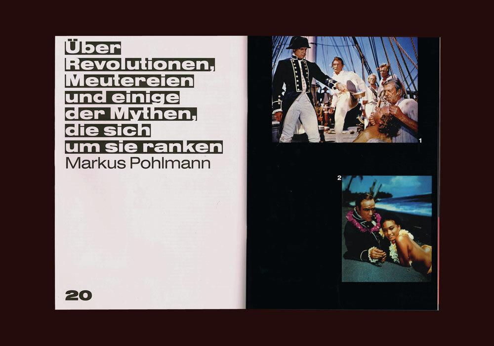 Revolution 20 21